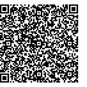 Hummel Design Kontaktdaten als QR-Code