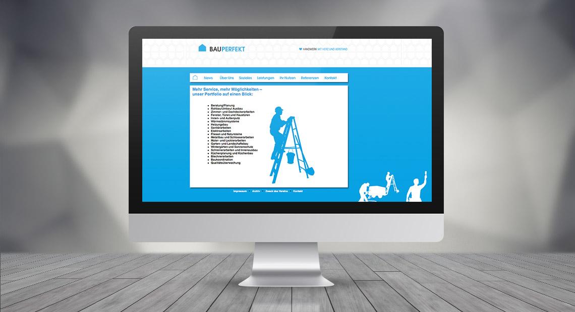 bauperfekt hummel grafikdesign und webdesign pforzheim. Black Bedroom Furniture Sets. Home Design Ideas