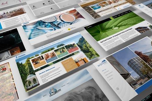 Hummel Design Webeiten