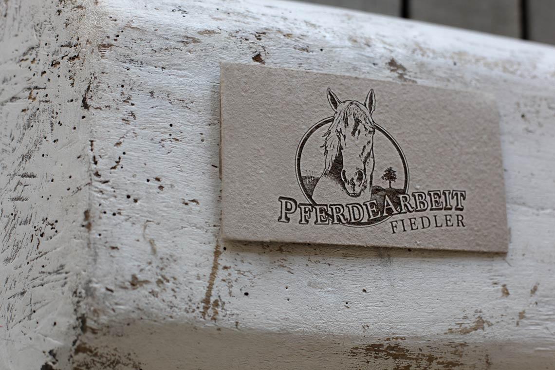 Logo Pferdearbeit Fiedler
